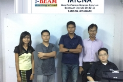 MTCNA Class (Yangon, July 2015)