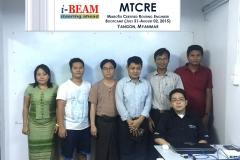 MTCRE Class (Yangon, July 2015)